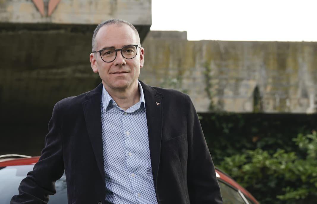 """Antonio Calvo (Cupra): """"Con el Born lanzaremos una solución muy novedosa para flotas"""""""