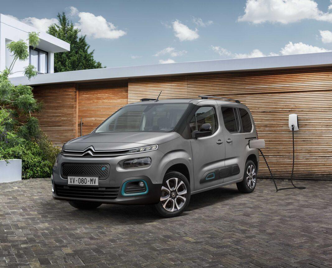 Citroën comercializa ya el comercial Berlingo eléctrico