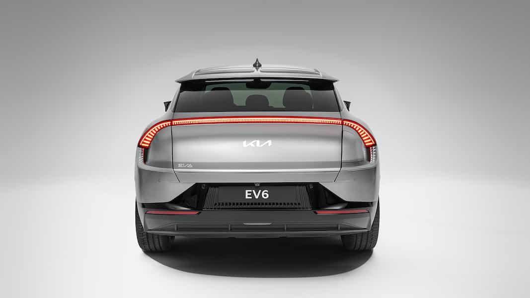 EV6, la revolucionaria apuesta crossover de KIA para las empresas