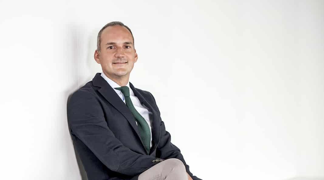 """Álvaro Aparicio (Toyota): """"El cliente de empresa ya ve la hibridación como algo natural"""""""