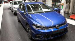 Volkswagen inicia el montaje del nuevo Polo en Navarra