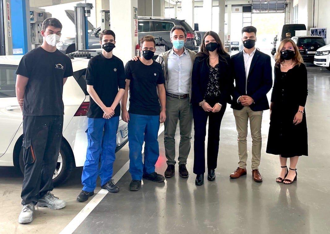 Volkswagen lanza Talentia para impulsar el empleo joven