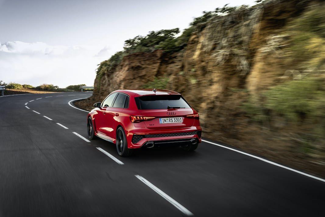 RS 3, potencia inolvidable para el nuevo compacto de Audi