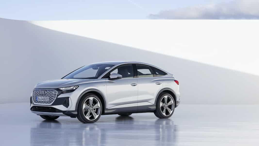 Audi lanza el Q4 e-tron, con hasta 519 km de autonomía