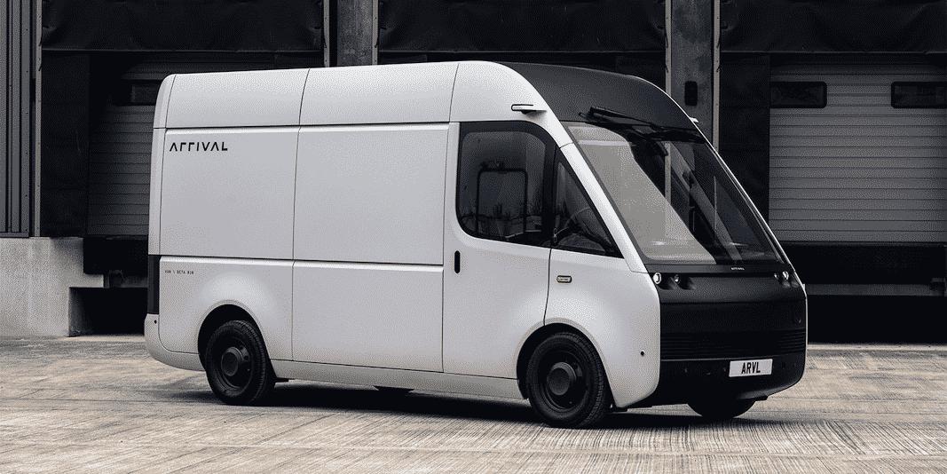 LeasePlan firma con Arrival para comprar 3.000 furgonetas eléctricas