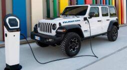Jeep Wrangler 4xe híbrido
