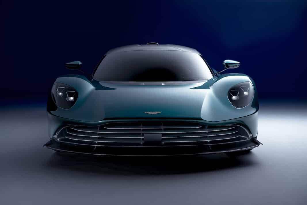 Valhalla, un Aston Martin híbrido enchufable con 950CV