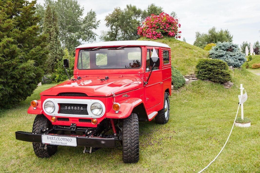 Retomando lo 'vintage': Toyota y el 70 cumpleaños del Land Cruiser
