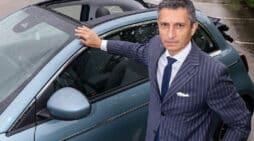 Alejandro Noriega, Director de Fiat & Abarth Iberia. FOTOGRAFÍA: DANIEL SANTAMARÍA ©FLEET PEOPLE