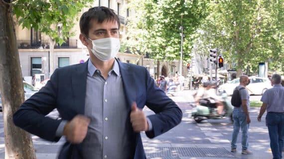 """David Bartolomé: """"Aparcar un diésel de 20 años en la calle es muy barato"""""""