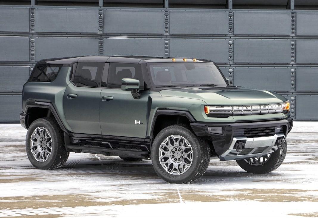 El proyecto eléctrico de Hummer, de la mano de General Motors.