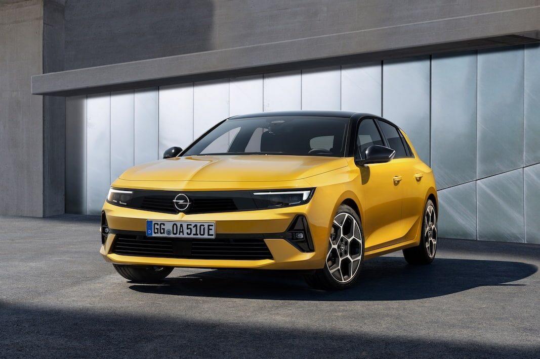 Opel muestra el nuevo Astra al mercado de empresas: Llega en 2022