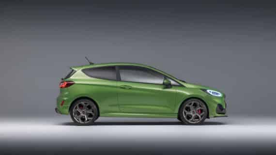 Ford avanza el nuevo Fiesta, más ecológico y conectado que nunca