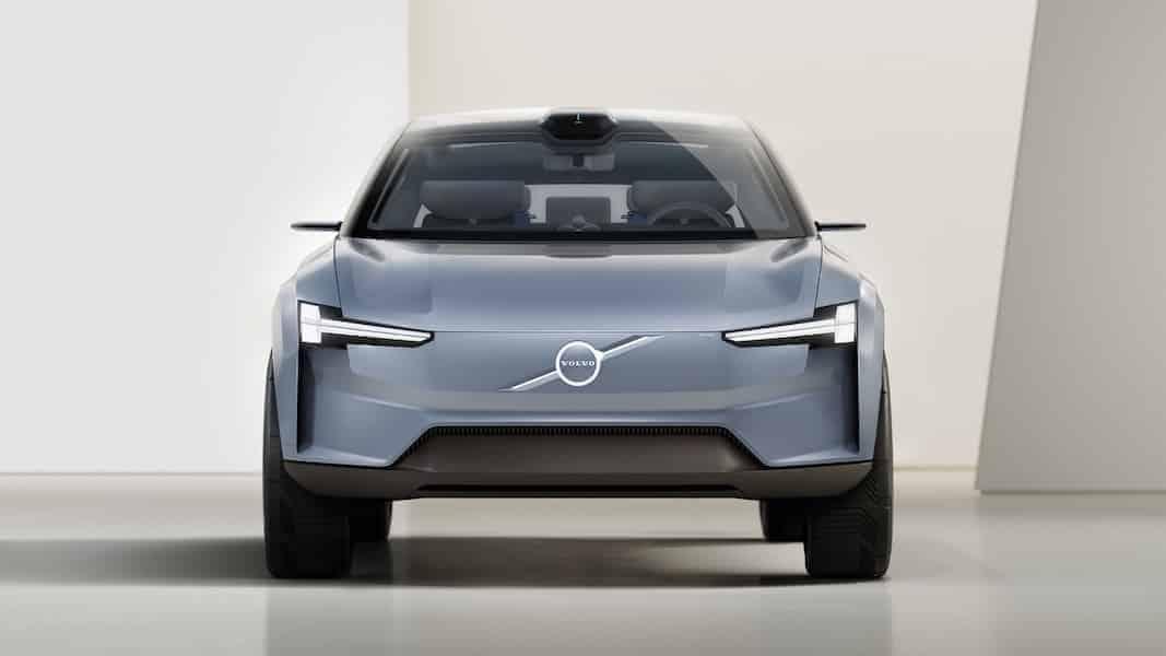 XC40 Recharge: Volvo Cars amplía su gama de eléctricos puros