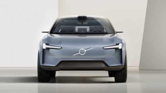 Volvo quiere recaudar 2.500 millones en el Nasdaq sueco