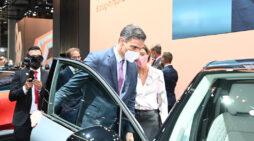 flotas, Pedro Sánchez, Anfac, Gobierno, Automobiles, Moves, Moves II, Rey, Felipe, flotas, renting, electrico, eléctricos