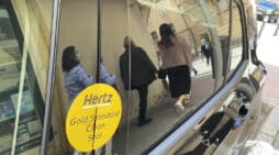 Hertz, rent a car, alquiler, coches, Madrid