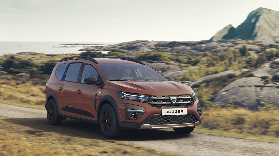 Dacia suma argumentos de espacio para las flotas con el nuevo Jogger