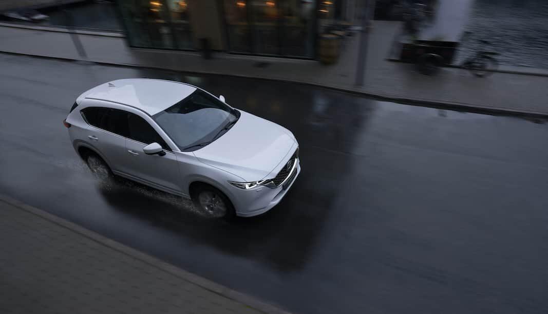 Mazda renueva el CX-5 con más acabados y un diseño nuevo
