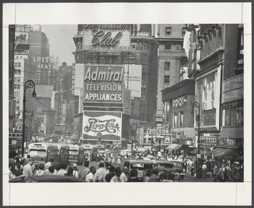 Historias de Nueva York: Cosas de Groucho