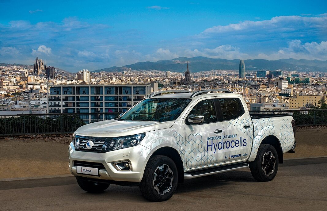 Punch prevé fabricar 75.000 vehículos de hidrógeno en Nissan-Barcelona