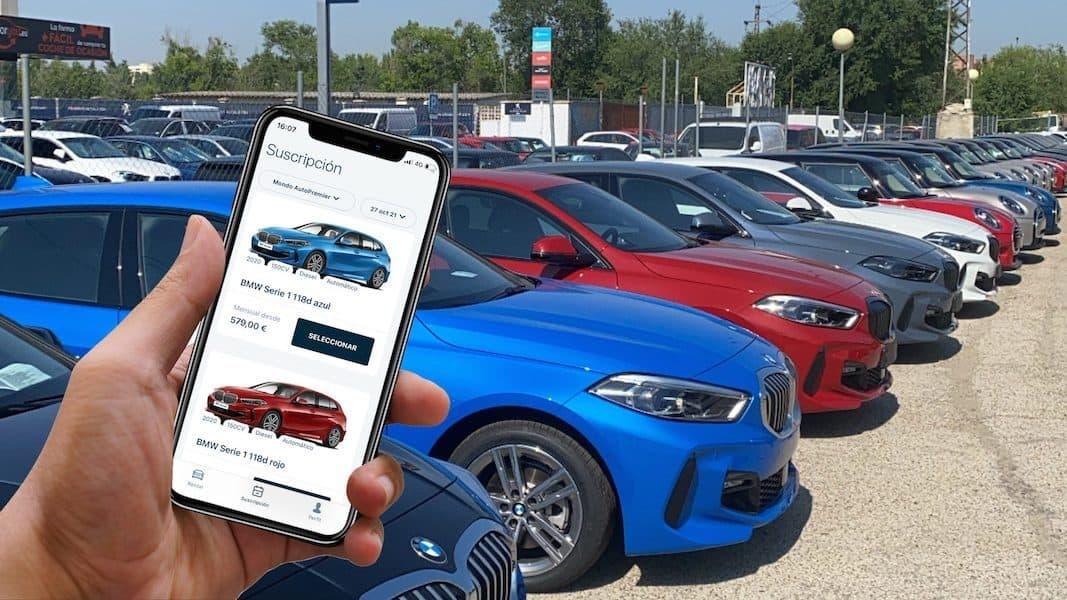 BMW y Mini lanzan el servicio de suscripción Mondo Car