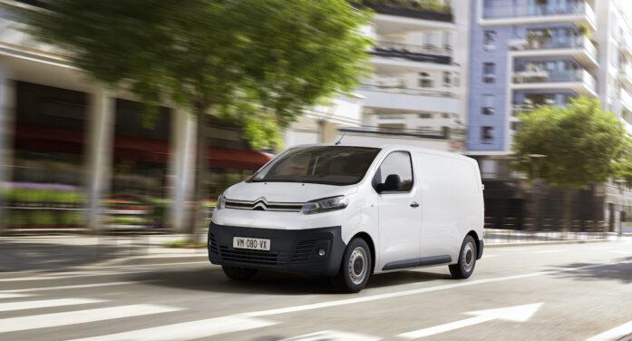 Citroën completa la electrificación de su gama de comerciales